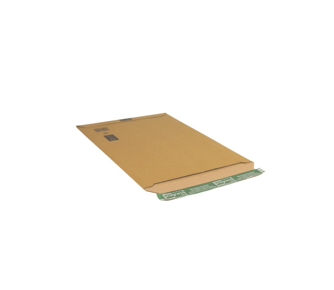 Kartonová obálka zásilková, A3 DIN 335 x 500 x max.50 mm