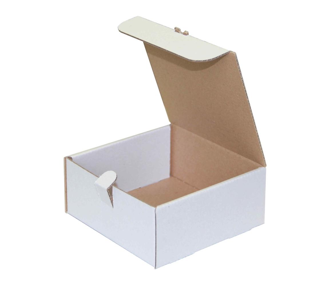 G.N.P. Kartonová Krabice z třívrstvého kartonu 110x110x50, minikrabička