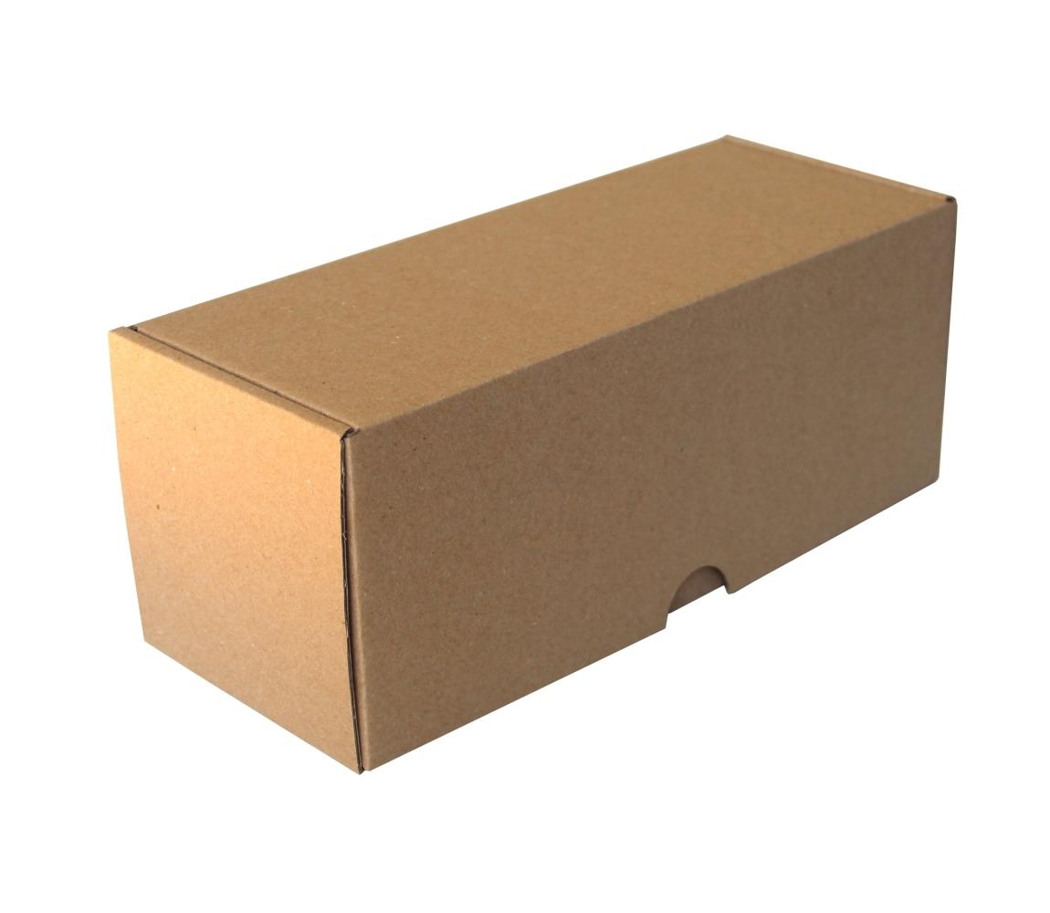 G.N.P. Kartonová Krabice z třívrstvého kartonu 255x102x103, minikrabička