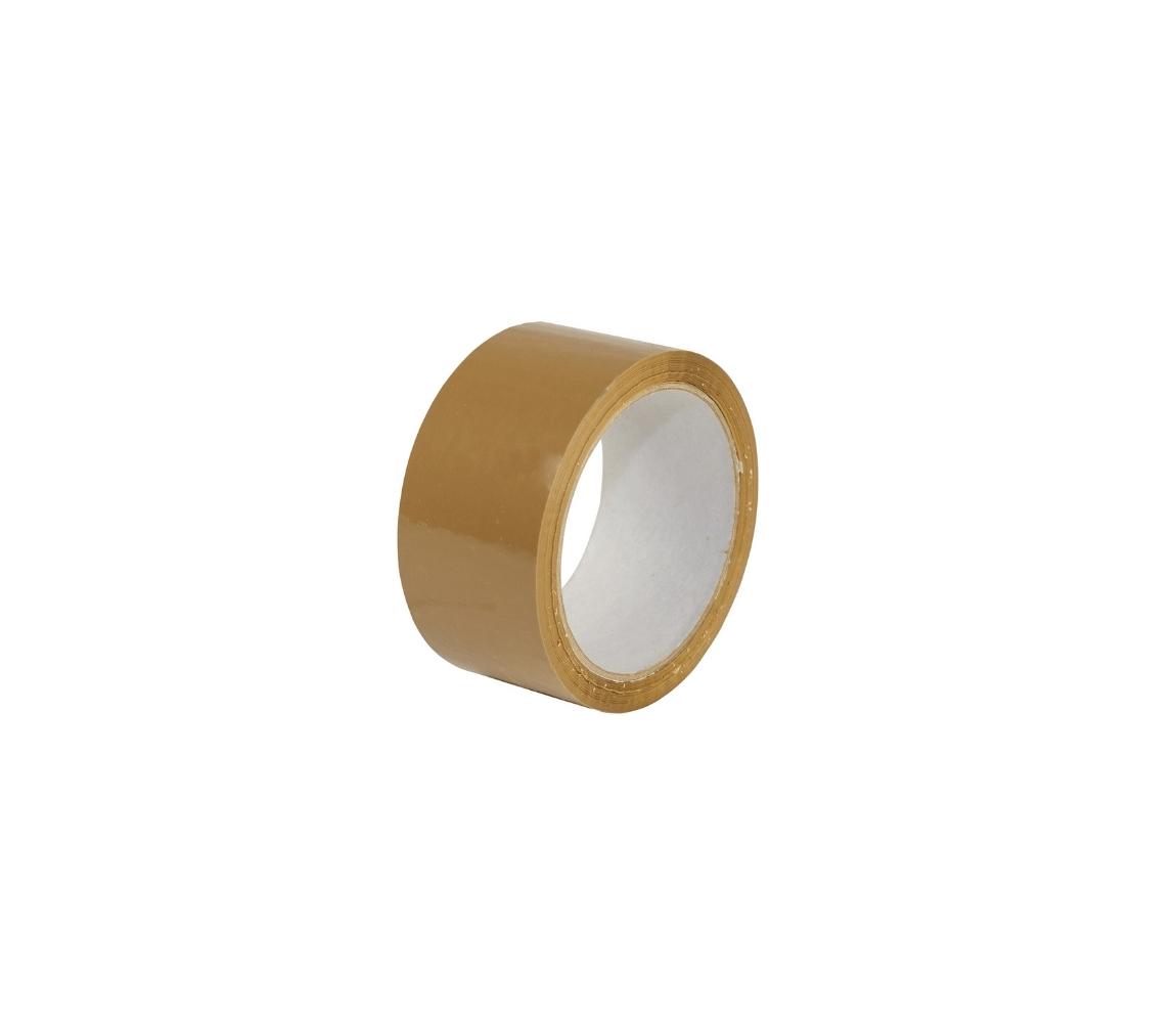 Páska samolepicí PP 48x66 Havana