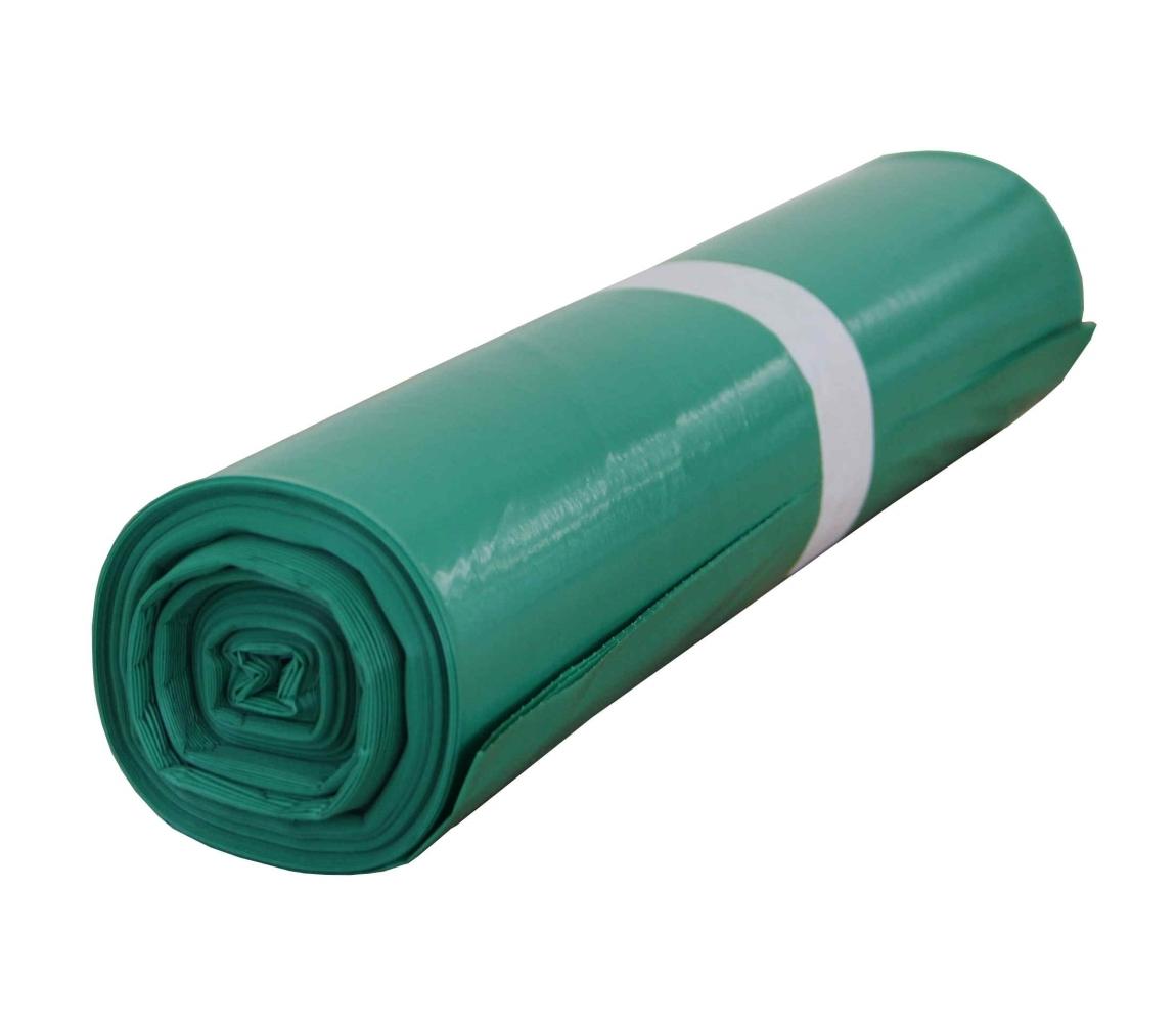 G.N.P. Pytel na odpad LDPE 700x1100/0,045 - zelený
