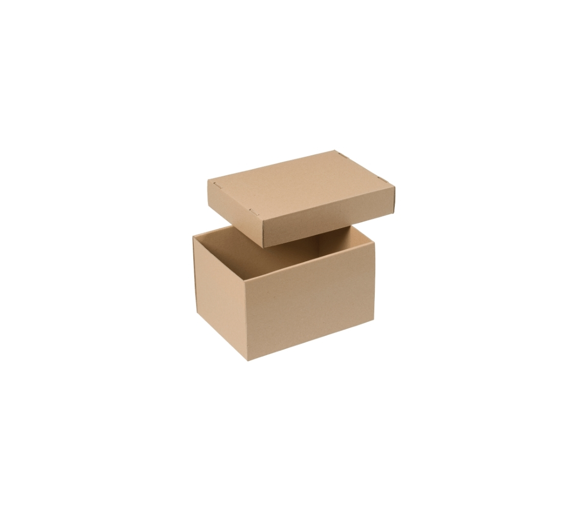 G.N.P. úložná krabice dno+víko 203x143x125mm