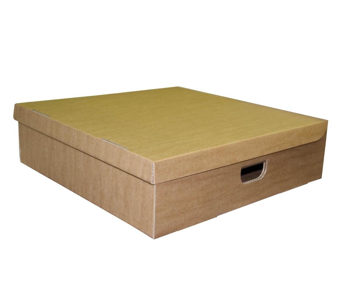 G.N.P. Úložná krabice s víkem 450x450x180 mm