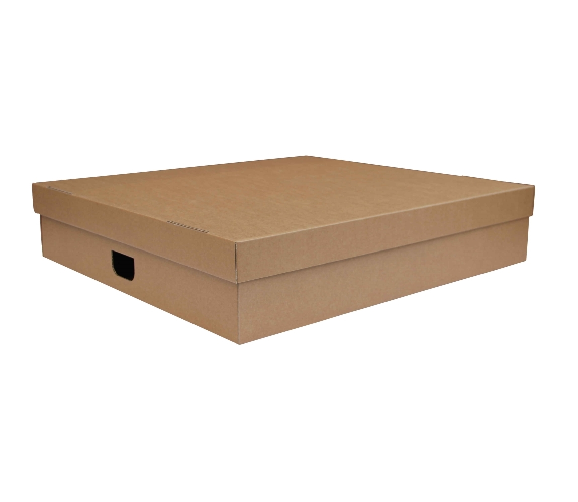 G.N.P. Úložná krabice s víkem 770x700x160 mm