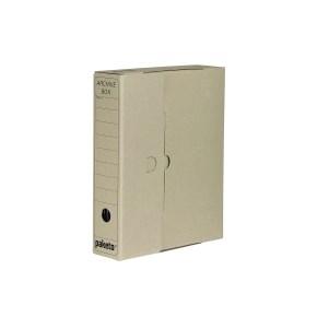 Archivační box EMBA TYP I/75, 75x260x325 mm s tiskem