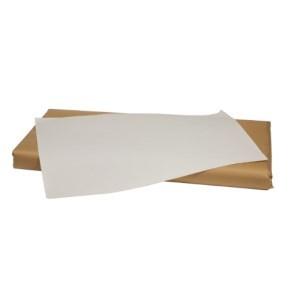 Balicí papír HAVANA na potraviny, 700 x 1000 mm, bílo-šedý, 10 kg balení