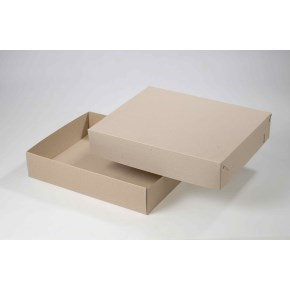 Cukrářská krabice dno+víko 435x340x88 mm