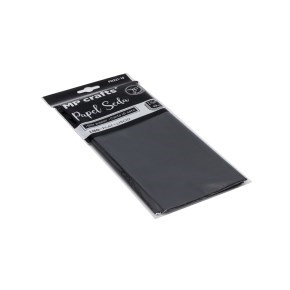 Hedvábný balicí papír 500 x 660 mm, černý, 10 archů