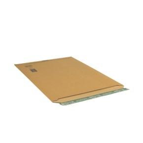 Kartonová obálka zásilková, A2- DIN 370 x 515 x max.50 mm