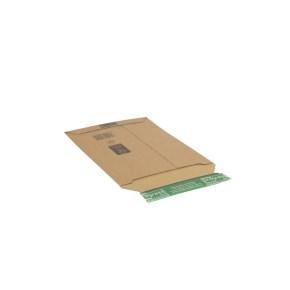 Kartonová obálka zásilková, A4 DIN 177 x 240 x max.50 mm