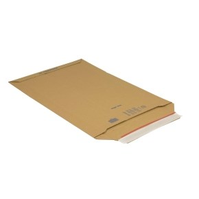 Kartonová obálka zásilková, B4+ 270 x 390 x max.60 mm