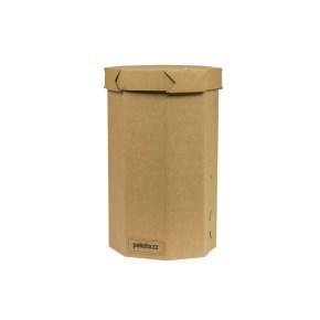 Kartonová taburetka, 300x300x500 mm