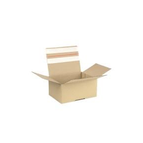 Krabice 3VVL 200x150x100mm, Balbox speed, samolepicí klopa