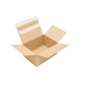 Krabice 3VVL 200x150x150mm, Balbox speed,samolepicí klopa