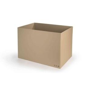 Krabice 5VVL 0200 1182x766x875 EUROBOX bez horních klop