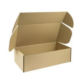 Krabice F0427 z 3VL 410x225x130 mm, hnědá