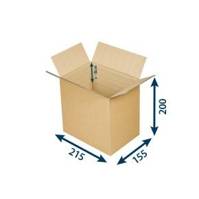Krabice na tiskoviny A5 215x155x120-200 3VVL