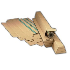 Krabice - tvar tubus 860x105/55x75 mm z 3VL Progresspak