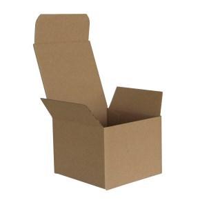 Krabice vysekávaná 100x100x75, 3VVL, FEFCO 0215