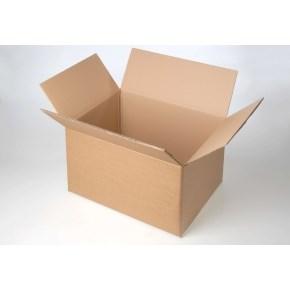 Krabice z pětivrstvého kartonu 1050x520x450, klopová, kraft