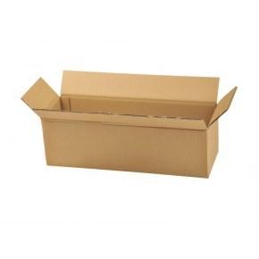 Krabice z pětivrstvého kartonu 600x200x200, klopová (0201)