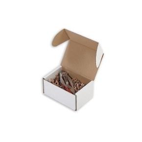 Krabice z třívrstvého kartonu 105x74x52, minikrabička, FEFCO 0471