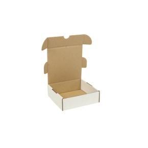 Krabice z třívrstvého kartonu 122x122x40, mini krabička