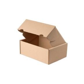 Krabice z třívrstvého kartonu 130x140x35 Fefco 0427