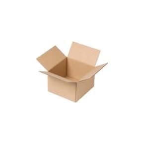Krabice z třívrstvého kartonu 194x144x88, klopová (0201)