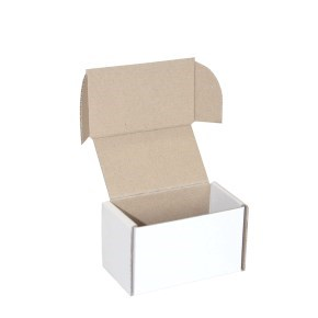 Krabice z třívrstvého kartonu 225x115x115, minikrabička