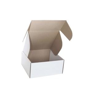 Krabice z třívrstvého kartonu 225x225x115, minikrabička, FEFCO 0427
