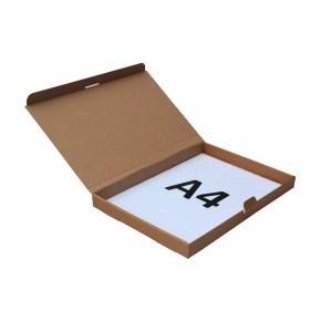 Krabice z třívrstvého kartonu 305x220x25mm pro tiskoviny A4