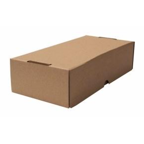 Krabice z třívrstvého kartonu 320x170x90 mm, dno + víko