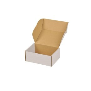 Krabice z třívrstvého kartonu 395 x 245 x 110 mm