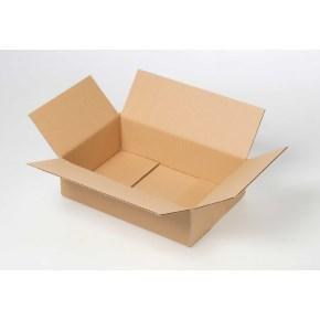 Krabice z třívrstvého kartonu 460x260x230mm, klopová (0201)