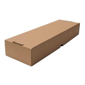 Krabice z třívrstvého kartonu 528x161x83 mm, dno + víko