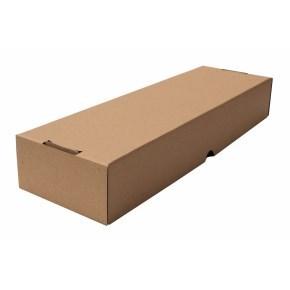 Krabice z třívrstvého kartonu 528x170x90 mm, dno + víko