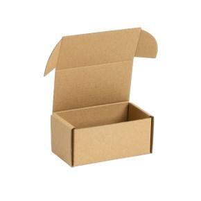 Krabice z třívrstvého kartonu 95x54x46, minikrabička hnědá
