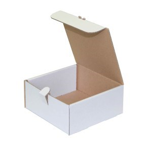 Krabice z třívrstvého kartonu 95x95x40, minikrabička