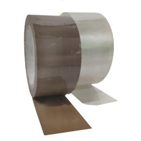 Lepící páska 48mm x 60bm, hnědá-hawana
