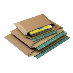Obálka zásilková -B5+ DIN 270x185x-30 mikrovlnná lepenka