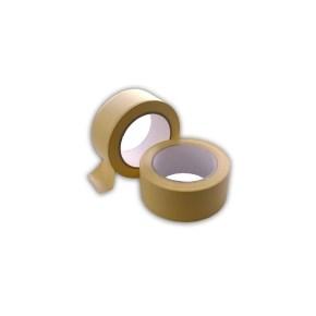 Páska samolepicí krycí 50x33 PVC - montážní žlutá
