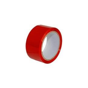 Páska samolepicí PP 50x66 Červená