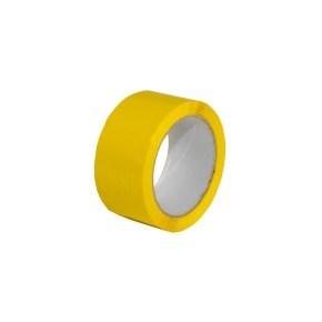 Páska samolepicí PP 50x66 Žlutá