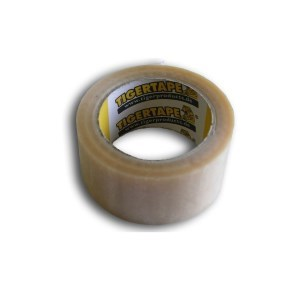 Páska samolepicí PVC 50x66 bezhlučná - Transparent