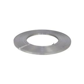 Páska vázací ocelová šíře 20 - bez pokovení (1kg = 10,6m)