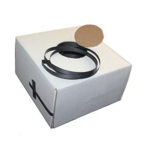 Páska vázací PP šíře 12x0,5 - návin 1000m, v krabici