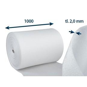 Pěnový polyetylén PE-role, tl. 2mm š.100cm/návin 250m