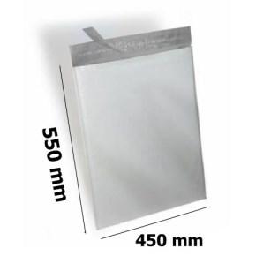 Plastová obálka neprůhledná 450x550 mm