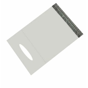 Plastová obálka s uchem neprůhledná 200 x 265 mm, 50 my